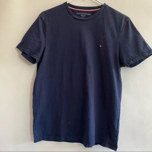 Tommy Hilfiger blue tee size small